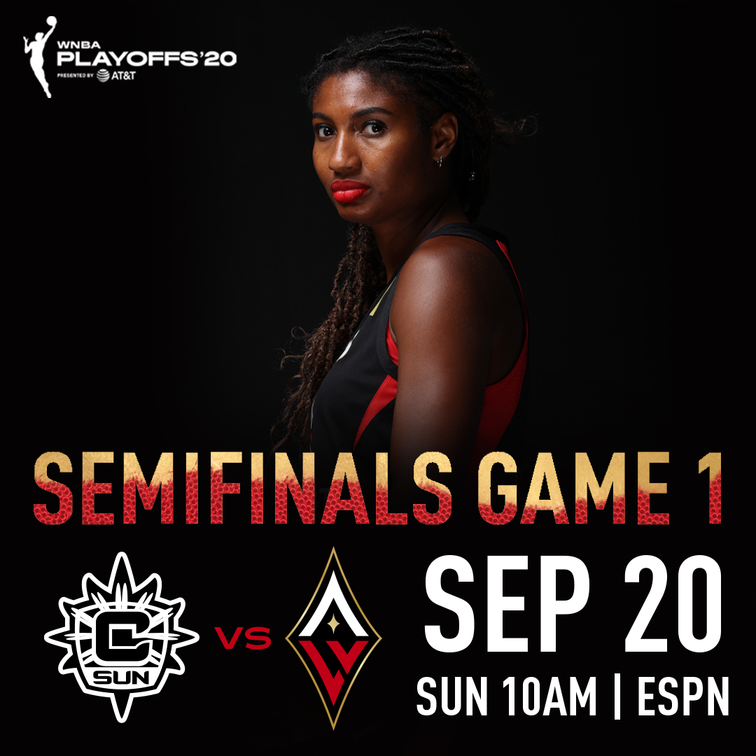Las Vegas Aces in the WNBA Finals - Vegas Living on the Cheap