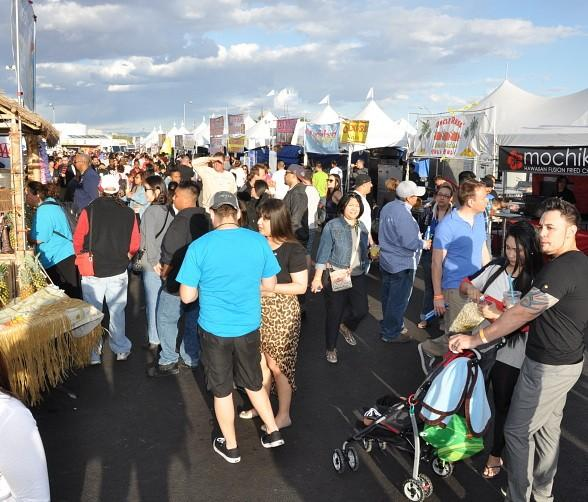 Foodie Fest Comes Back to Sunset Station