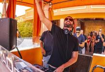 """The Hills: New Beginnings"" Star Brody Jenner DJs at TAO Beach in Las Vegas"