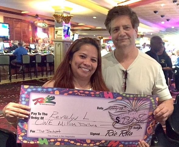 Caesars Entertainment Creates Two Millionaires in One Day