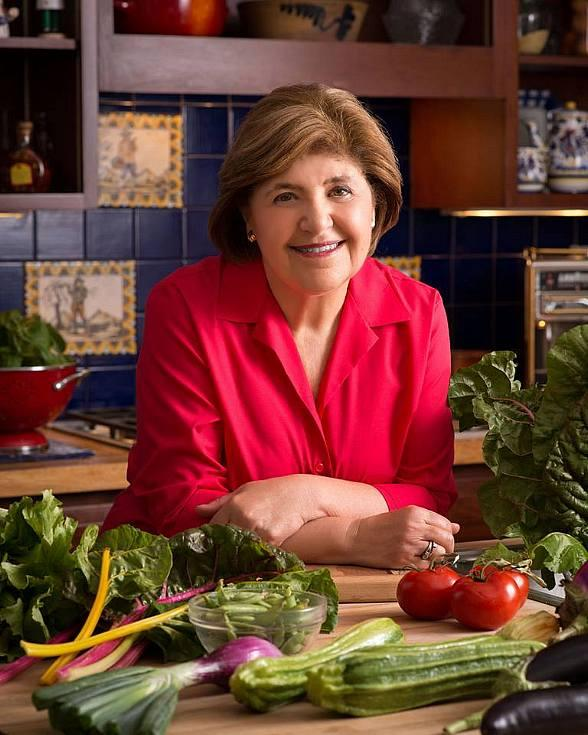 Vegas PBS Announces Cooking Demonstration and Luncheon with Renowned Chef and Television Host Mary Ann Esposito Nov. 8