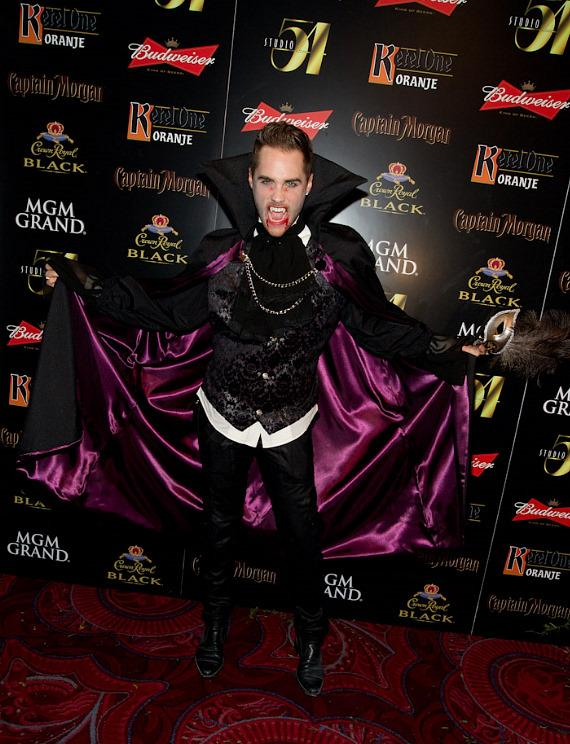 Holly Madison hosts Annual 'Hollyween' Party at Studio 54