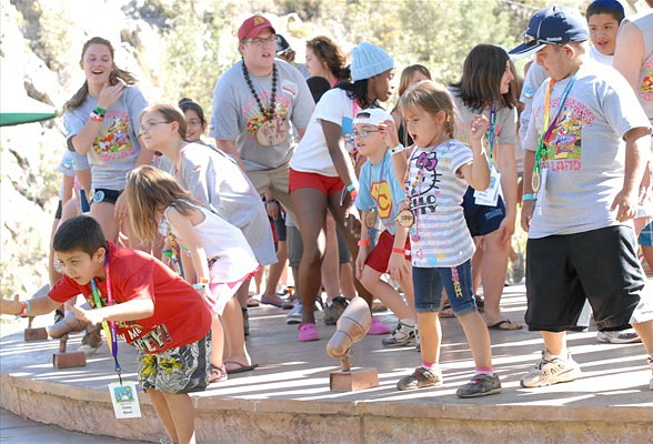 Nevada Childhood Cancer Foundation Holds 19th Annual Summer Camp for Critically Ill Children and Their Siblings