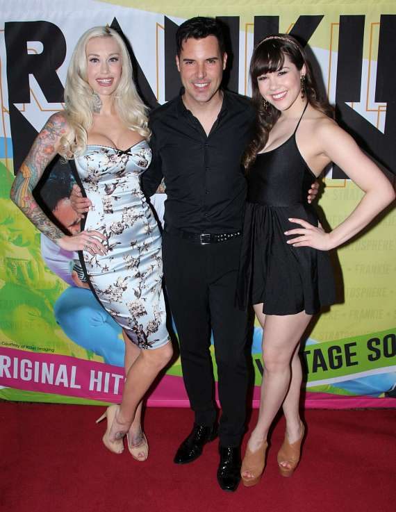 Frankie Moreno 500th Show at The Stratosphere in Las Vegas