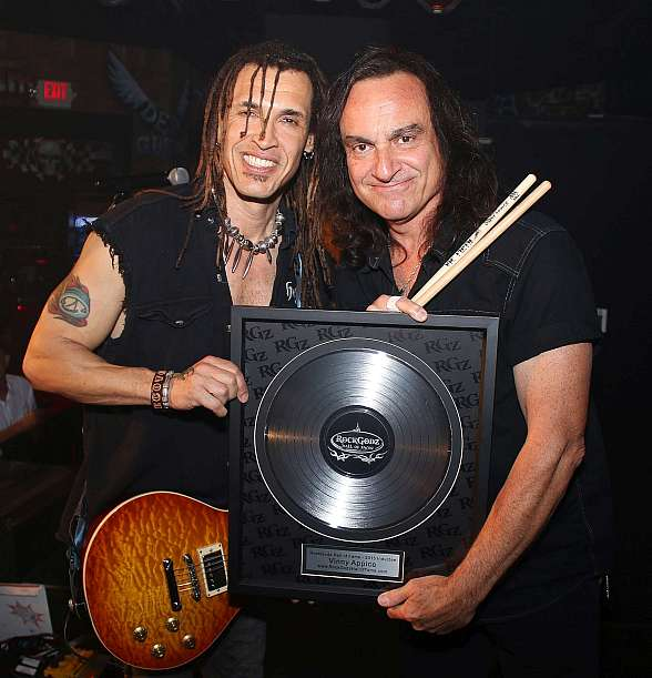 Rock Godz Hall of Fame Second Induction Ceremony at Vamp'd Las Vegas