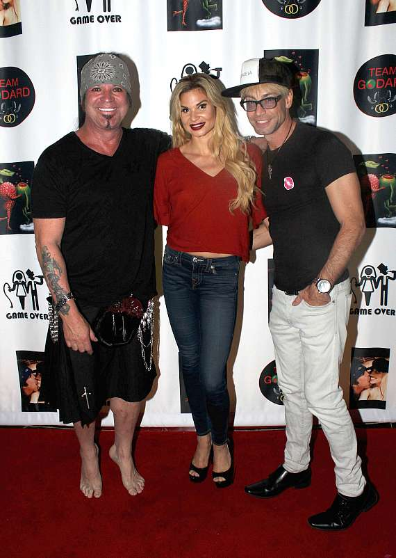 Celebs Party at Michael Godard & LeeAnn Welch Bachelor/Bachelorette Party in Las Vegas