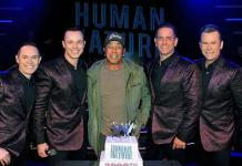 Pop Vocal Group Human Nature Celebrates 2000th Show and a Decade as Las Vegas Headliners in Residency With Surprise Appearance by Smokey Robinson