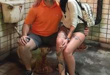 Nebraska Couple Flies to Vegas for a Twisted Proposal at the Official SAW Escape