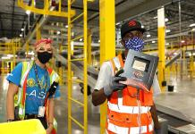 Amazon Celebrates Opening of New Henderson Facility