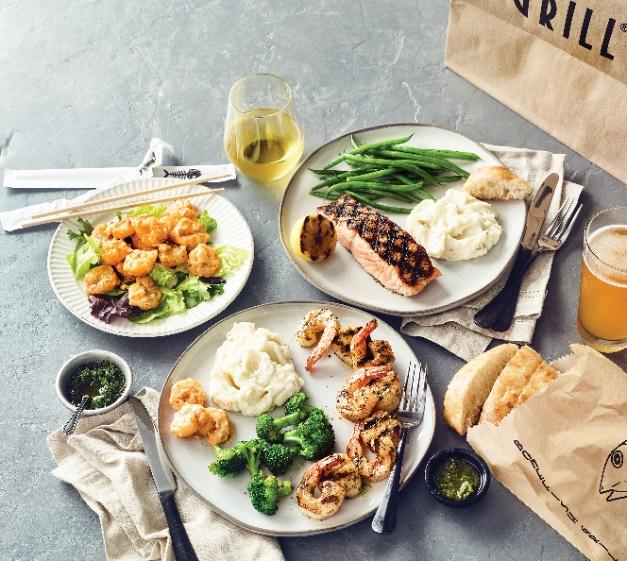 Bonefish Grill Pleases More Palates with New Curated Menu Selections + Launch of Online Ordering
