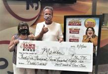 Las Vegas Local Hits Nearly $37,000 Bingo Jackpot on a Bonus Coverall at Sam's Town Las Vegas