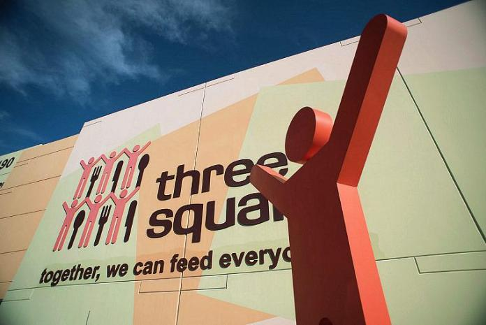 Three Square Food Bank Receives $12,000 Donation from The Darden Foundation to Help End Hunger