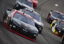 "Hill Closes Successful ""Sin City"" Weekend with 17th at LVMS"