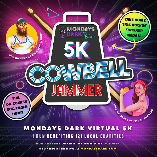 This 5K Needs More Cowbell!