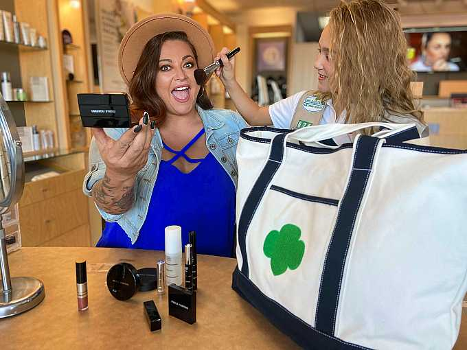 Merle Norman Cosmetics and Girl Scouts of Southern Nevada Partner to Encourage Everyone to Pursue their Dreams