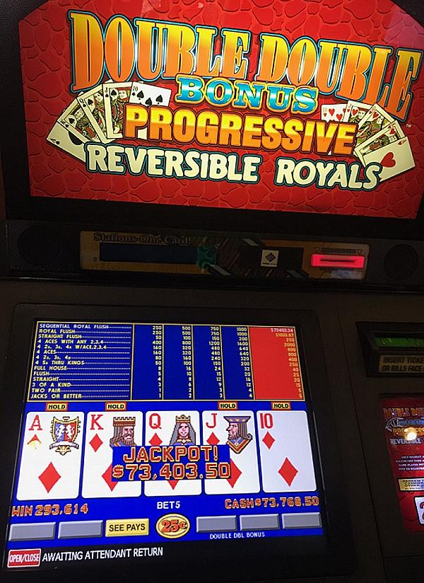 Winners: Two Royal Flushes Hit for Over $70k Within Hours at Green Valley Ranch