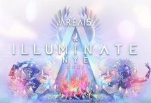 """Limited Spaces Still Available: """"Illuminate 2021"""" New Year's Eve Celebration at AREA15"""