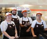 Dunkin' Team Members at Grand Opening of 22nd Store in Las Vegas