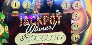 """Eastside Cannery Guest Wins $500,000 Grand Prize in """"Rainbow to Riches"""" Cash Drawing"""