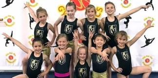 Flip For Me Gymnastics Opens New Facility in Southwest Las Vegas May 19