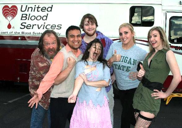 """""""Evil Dead: The Musical"""" to Host Blood Drive to Support United Blood Services Jan. 23"""