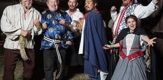 All Ye Gather Around for the 25th Annual Age of Chivalry Renaissance Faire at Sunset Park Oct. 12–14