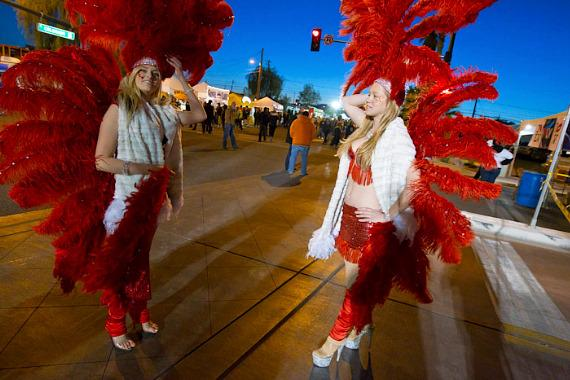 First Friday Las Vegas Presents: First Vegas Burn! The Flames of Change