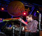 Moksha performs at Hard Rock Cafe on The Strip