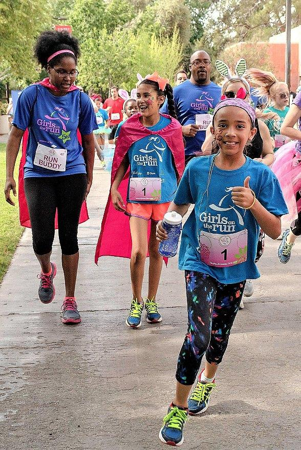 Girls on the Run to Host 2019 Spring 5K on May 5 at University of Nevada, Las Vegas