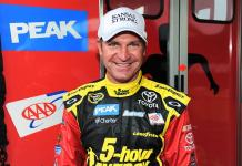 Sprint Cup Series driver Clint Bowyer
