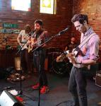 Rusty Maples Performs at Caesars Entertainment Showcase Curated by Life is Beautiful at Austin Ale House