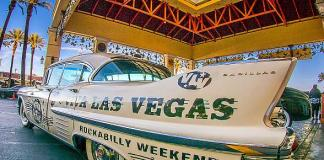 Viva Las Vegas Rockabilly Weekend's Huge Classic Car Show to Feature 5 Bands, 800 Classic Cars & More April 11