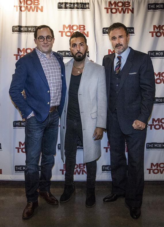"""Mob Museum Hosts World Premiere of """"Mob Town"""""""