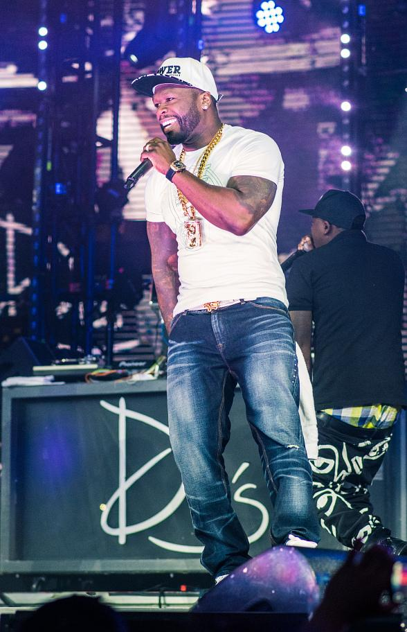 50 Cent Celebrates 41st Birthday and Season Three Premier of POWER with an Unforgettable Drai's LIVE Performance at Drai's Nightclub