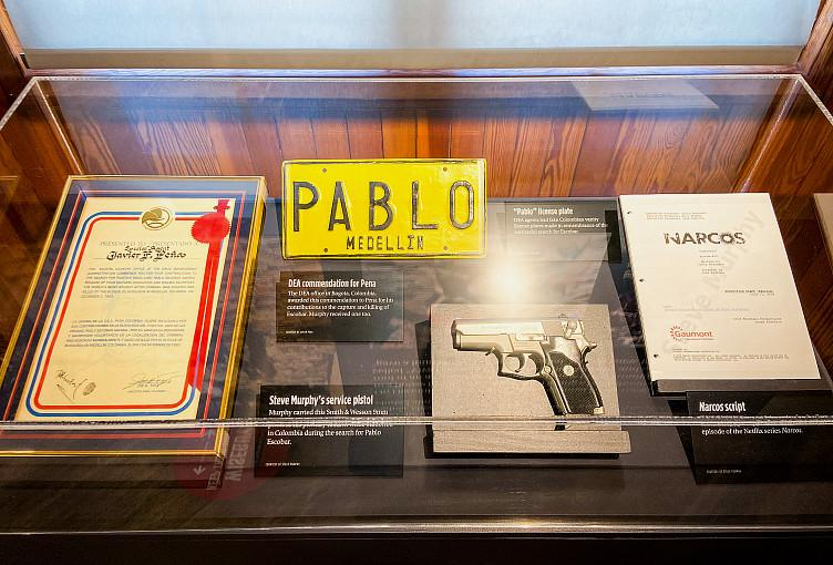 """The Mob Museum Launches New Exhibition - """"Rise of the Cartels: International Drug Trafficking in the Americas"""""""