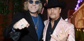Country Music Duo Big & Rich at The High Roller at The LINQ in Las Vegas