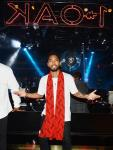 Miguel attends 1 OAK Nightclub at the Mirage on March 13, 2015 in Las Vegas, Nevada