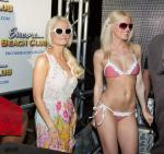 Holly Madison and Playboy Playmate Lindsey Gayle, Deadmau5' girlfriend