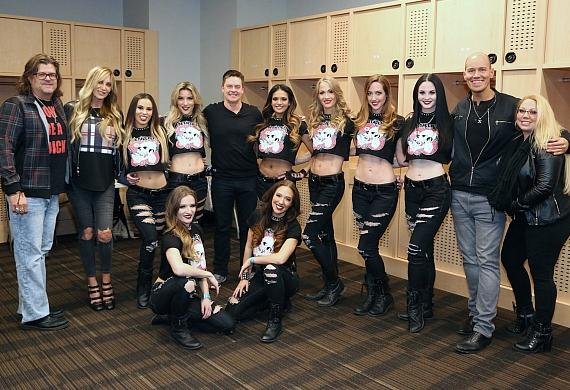 X Rocks Opens with Jim Breuer for Metallica at T-Mobile Arena in Las Vegas