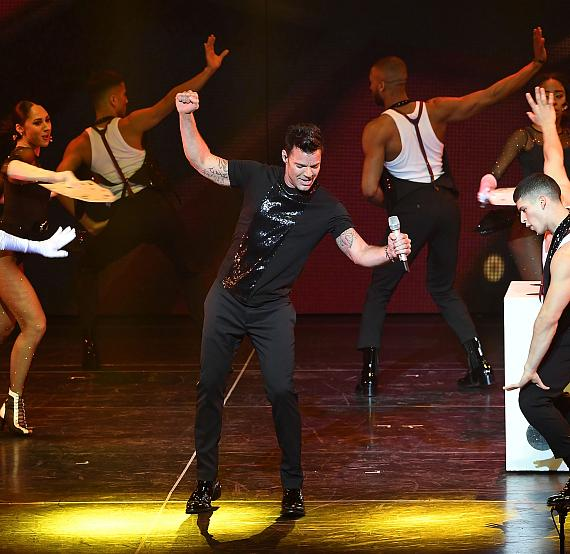 "Ricky Martin ""All In"" Returns to Monte Carlo Resort and Casino June 23–July 2"