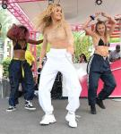 Rita Ora Performs at Flamingo Las Vegas' Go Pool Dayclub