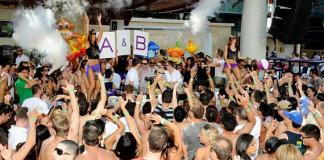 Above & Beyond at Marquee Dayclub