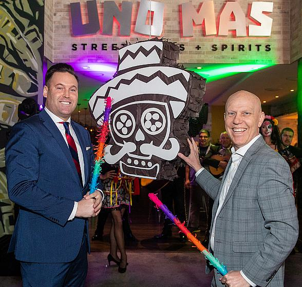 SLS Las Vegas Celebrates Grand Opening of Uno Más Mexican Restaurant