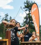 Archery at Lee Canyon