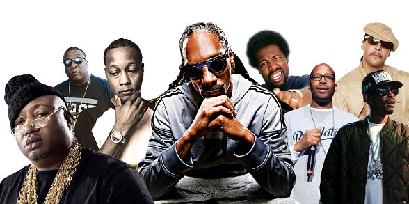 """Snoop Dogg's Turkey Jam"", Featuring E-40, DJ Quik, Warren G and More, Comes to Orleans Arena Nov. 24"