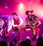 "Spiegelworld's ""Atomic Saloon"" Show Wows Audiences in Edinburgh Ahead of Las Vegas Residency"