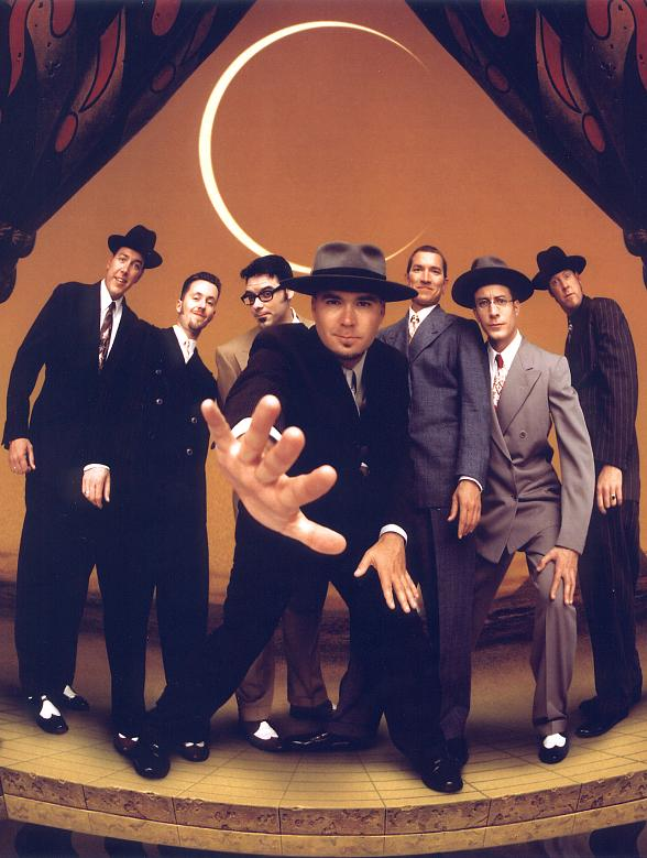 Big Bad Voodoo Daddy Swings Into The Orleans Showroom Dec. 29-30
