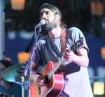 Band of Heathens performs during Thursdays Live at The Cosmopolitan of Las Vegas' Boulevard Pool