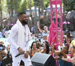 R&B Superstar Ginuwine at Flamingo Las Vegas' GO Pool Dayclub