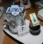 Los Angeles Kings Celebrate Championship at Crush Eat, Drink, Love at MGM Grand